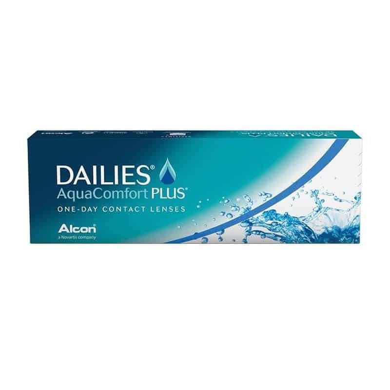DAILIES® AquaComfort Plus® 30 Pack