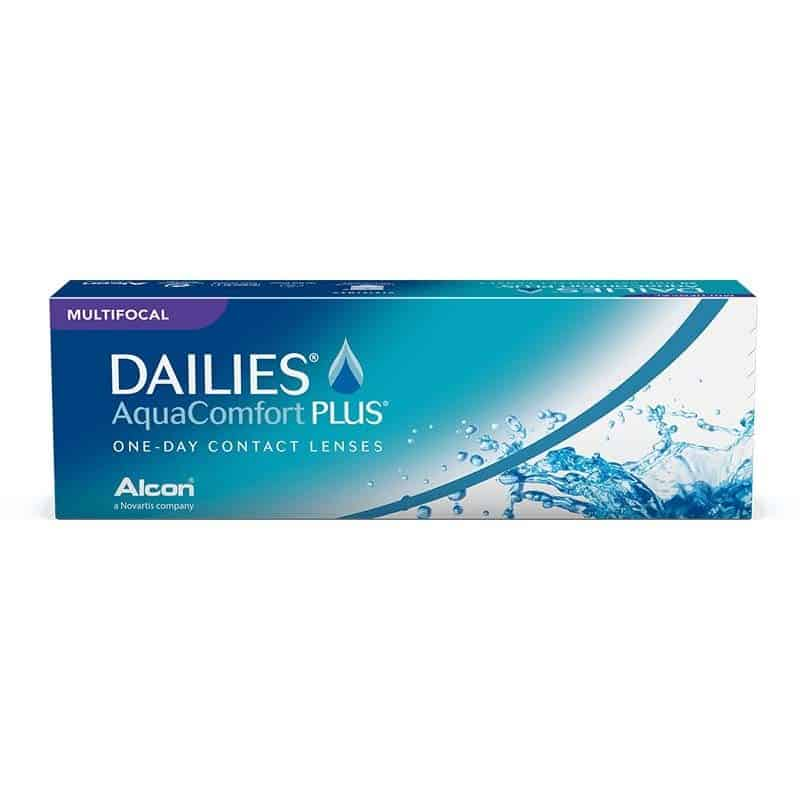 DAILIES® AquaComfort Plus Multifocals 30 Pack