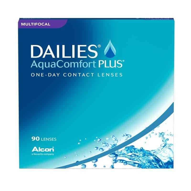 DAILIES® AquaComfort Plus® Multifocal 90 Pack